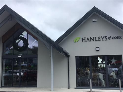 Automatic Doors  & Front Entry Facade - Hanley's Garden Centre