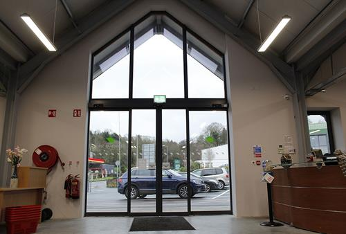 Internal View - Hanley's Garden Centre