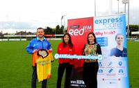 ExpressCare Minor Injuries & Illnesses Walk-In Clinic in The Elysian proud sponsor of ITRA Tag Rugby leagues in Cork