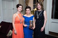 Ciara Crossan Receives Cork Businesswoman of the Year Award