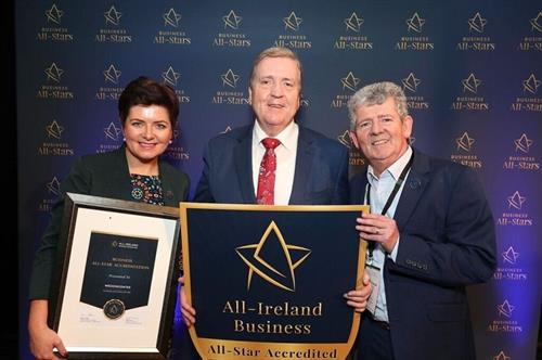 WeddingDates accredited a Business All Star in 2019