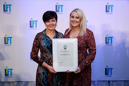 WeddingDates certified LIFT business