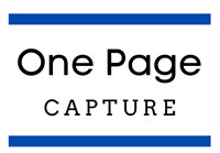 One Page Capture Limited