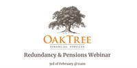 Redundancy & Pensions Webinar