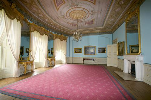 Drawing Room at Fota House