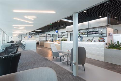 Aspire Lounge, Cork Airport