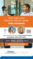 Pitman Training Webinar: Kick-Start Your Medical Admin Career