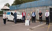 Ballyphehane Community Association Meals on Wheels go Electric