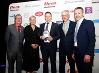 GoBus.ie awarded prize for Coach Operator of the Year 2020 - Intercity, at the Fleet Bus & Coach Awards