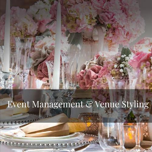 Event Management & Venue Styling
