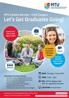 Are You Hiring -  MTU Careers Fair for Smaller Companies 1-100 employees Virtual 3 June 2021