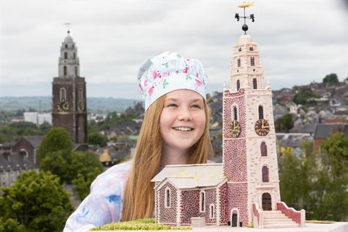 Launch of Treats on the Streets- a baking challenge for young Cork bakers for Cruinniú na nÓg