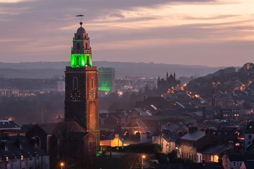 The Greening of Cork- Shandon Goes Green