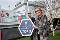 AbbVie named as No.3 Best Large Workplace in Ireland