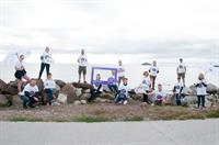 AbbVie's Cork Employees Join Forces for Local Beach Clean
