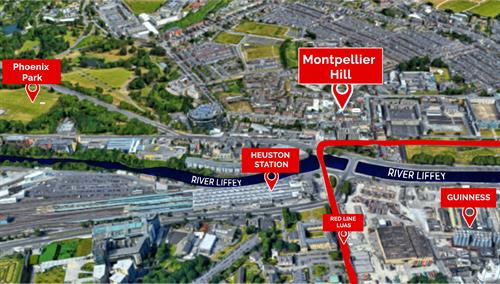 19 Unit Apartment Block in Montpellier Hill, Dublin 7