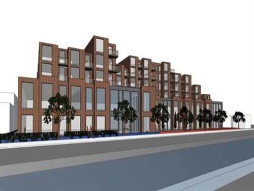 Mixed-use scheme of 200+ Residential Units and Retail in Dublin 12