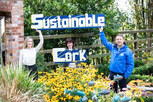 NCE Outreach, one of 3 recipients of The Sustainable Cork Fund 2020