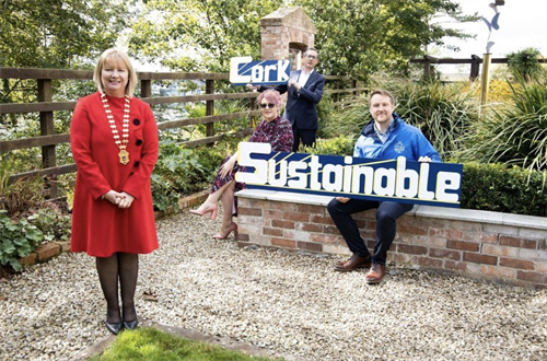 Refill Ireland - Awardees of the Sustainable Cork Fund with Rethink Ireland & Cork Chamber of Commerce.