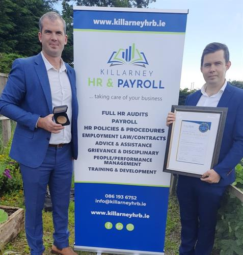 All-Ireland Business All-Star Acrredited