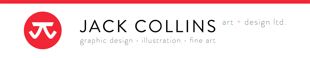 Jack Collins Art + Design Ltd