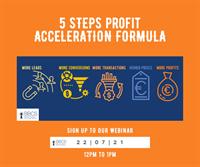 5 Steps Profit Acceleration Formula