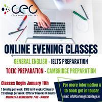 CEC - Cork English College -