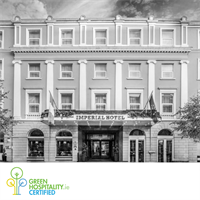 The Imperial Hotel achieves a Green Hospitality Award