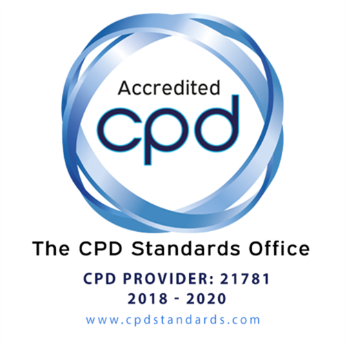 CPD Accredited Training