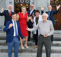 The final of the over 60's talent competition will take place in Cork City Hall