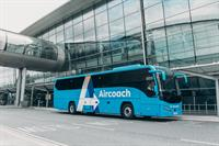 Aircoach reveals a brand new look