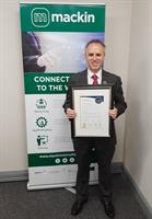Mackin delighted to receive Business All-Star Accreditation for a third year in a row