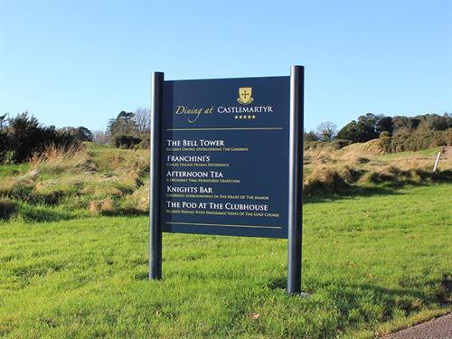 Castlemartyr Wayfinding Signage