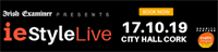 Irish Examiner presents ieStyle Live