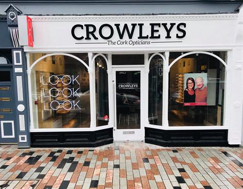 Crowleys Opticians - Grand Parade