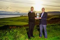 Cork golfer Peter O'Keeffe triumphs at 2021 Flogas Men's Irish Amateur Open