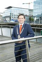 New Chair for Chartered Accountants Cork Society