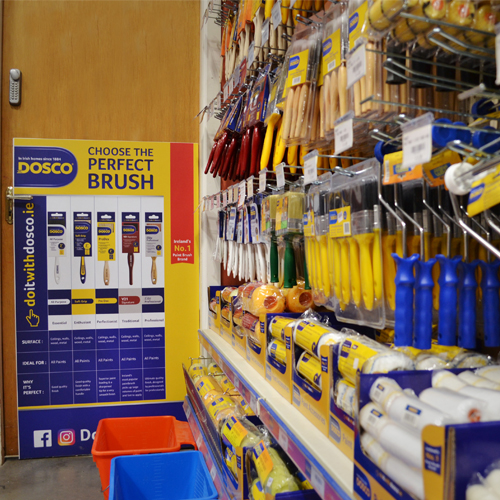 Our shop sections are vibrant, professional and informative to help shoppers find exactly what they're looking for.