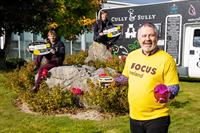 SOUPer €10k Piggy Bank for Focus Ireland