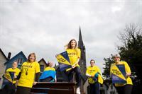 Focus Ireland and Bord Gáis Energy call on businesses across Cork to sleep out on Spike Island and Shine A Light on homelessness