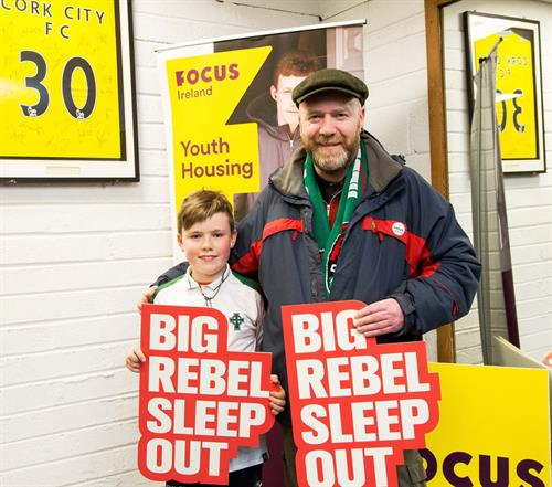 Big Rebel Sleep Out 2019