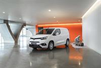 Toyota Proace City Wins Compact Van Of The Year in What Van