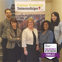 Career Training Internships Nominated for Business of the Year Awards