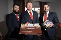 Clayton Hotel Silver Springs is Munster Rugby's Meeting Venue of Choice in Cork