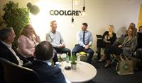 Coolgrey Connected collaboration gains momentum following launch