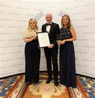 Castlemartyr Resort named Munster Hotel Venue of the Year