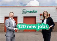 120 jobs announced at Mackin Group