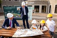 Fundraiser for first-of-its-kind inclusive playground and leisure area launched by Crann Centre