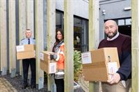 Thermo Fisher Scientific donate €56,000 worth of IT equipment to four groups in Cork