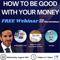 HOW TO BE GOOD WITH YOUR MONEY